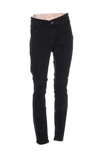 set pantalons femme de couleur noir