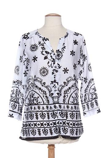 agathe EFFI_CHAR_1 louise chemises femme de couleur noir