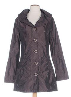 Manteau technique hiver femme