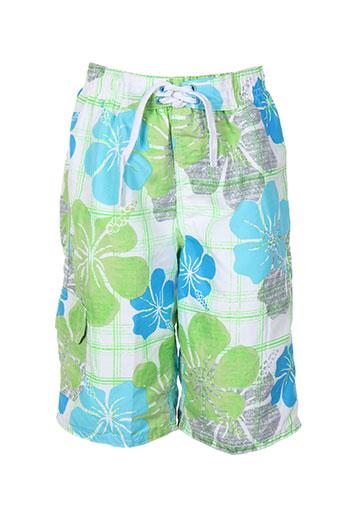 hawaiiam surfing maillots de bain garçon de couleur vert