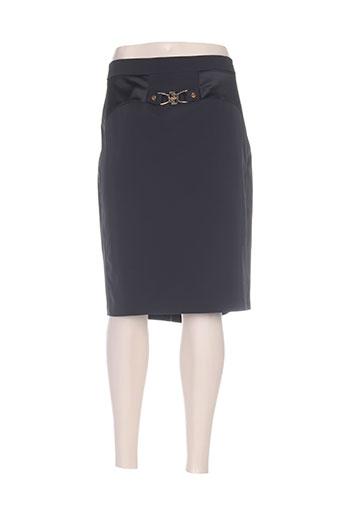 lasagrada jupes femme de couleur noir