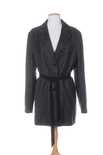 weekend vestes femme de couleur gris