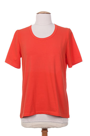 faber t-shirts femme de couleur rouge