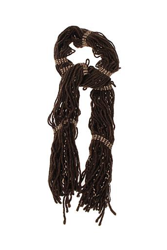 sergio ferrazzi accessoires femme de couleur marron