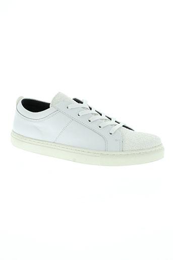 la fee maraboutee chaussures femme de couleur blanc