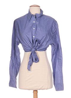 Produit-Chemises-Femme-BLUE BLACK