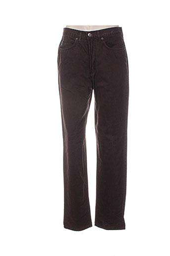 part two pantalons femme de couleur marron
