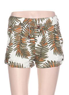 Produit-Shorts / Bermudas-Femme-BENETTON