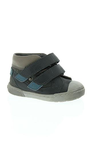mod 8 chaussures garçon de couleur noir