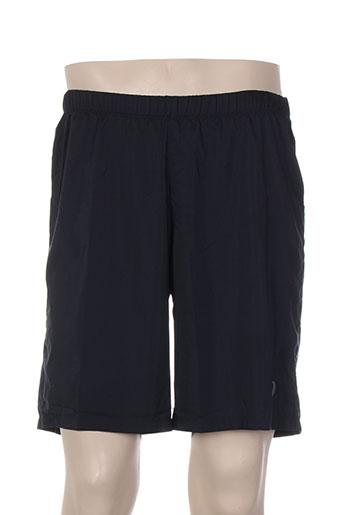 asics shorts / bermudas homme de couleur noir
