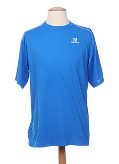 Produit-T-shirts / Tops-Homme-SALOMON