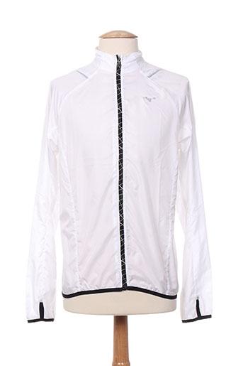 mizuno manteaux homme de couleur blanc