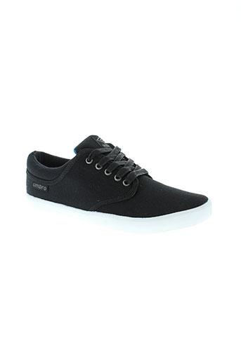umbro chaussures femme de couleur noir
