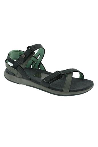 regatta chaussures femme de couleur noir