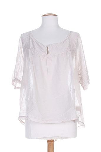 not shy chemises femme de couleur gris