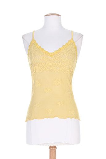 suggest lingerie femme de couleur jaune