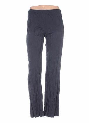 Pantalon casual bleu DIVERTIMENTO pour femme