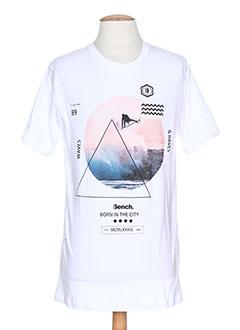 Produit-T-shirts / Tops-Homme-BENCH