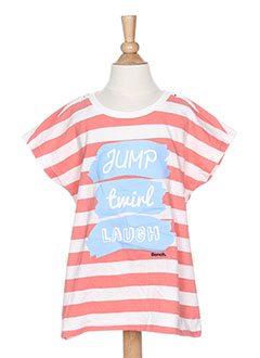 Produit-T-shirts-Fille-BENCH
