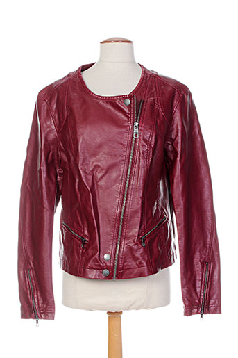 cecil vestes femme de couleur rouge