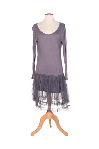maella jupes femme de couleur violet