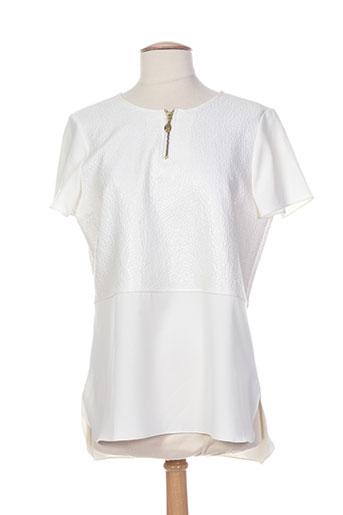 ana sousa chemises femme de couleur beige