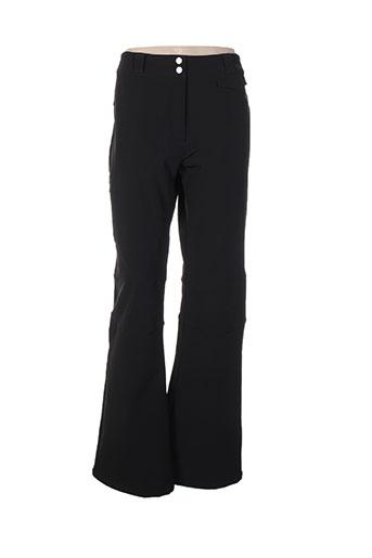 dorotennis pantalons femme de couleur noir