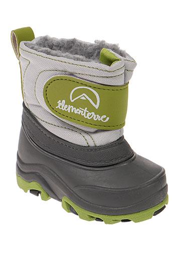 albox chaussures enfant de couleur vert
