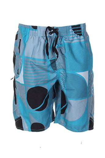 lagon bleu maillots de bain garçon de couleur bleu
