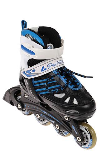 acro chaussures enfant de couleur bleu