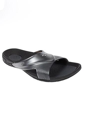 arena chaussures homme de couleur gris