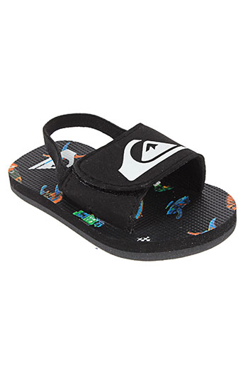 quiksilver chaussures enfant de couleur noir