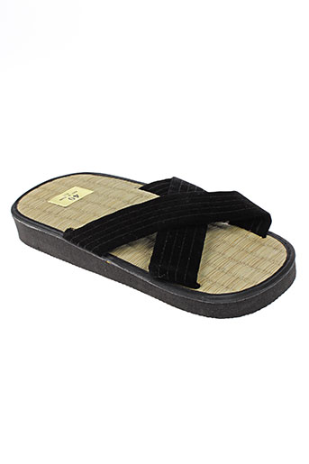 matsuru chaussures enfant de couleur noir