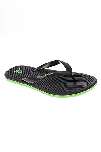 aqua sphere chaussures unisexe de couleur noir