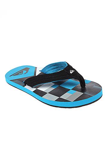 quik chaussures homme de couleur bleu