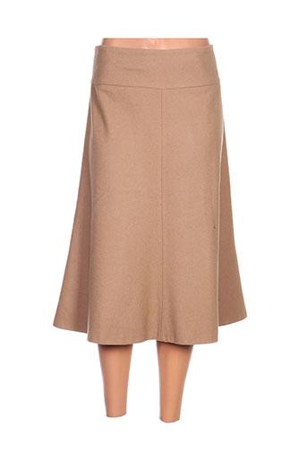 gardeur jupes femme de couleur beige