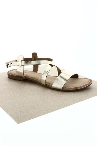 gioseppo kids chaussures femme de couleur beige