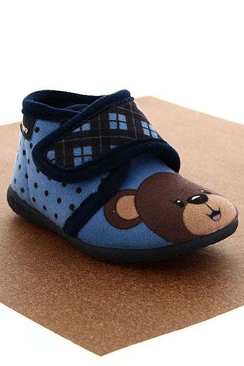 gioseppo chaussures garçon de couleur bleu