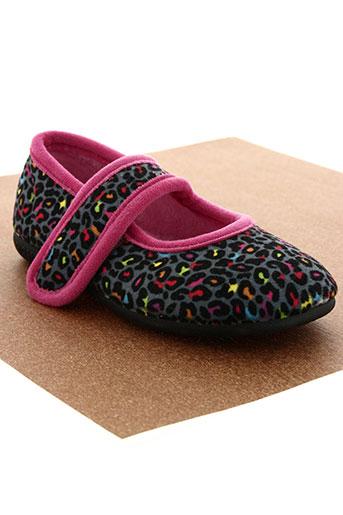 gioseppo chaussures fille de couleur noir