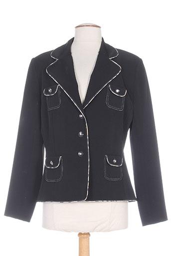 joseph ribkoff vestes femme de couleur noir