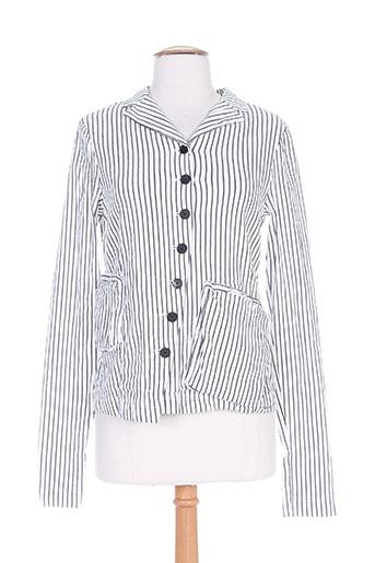 Veste casual blanc BLACK LABEL pour femme