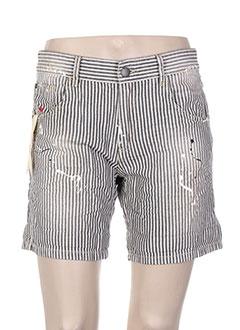 Produit-Shorts / Bermudas-Femme-BSB
