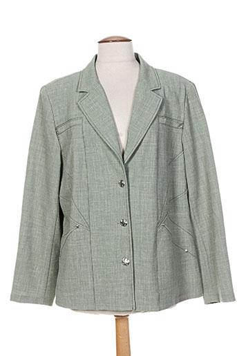 weinberg vestes femme de couleur vert