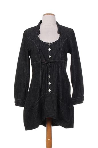 mybo robes femme de couleur noir