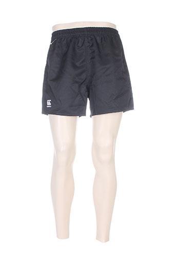 canterbury shorts / bermudas homme de couleur noir