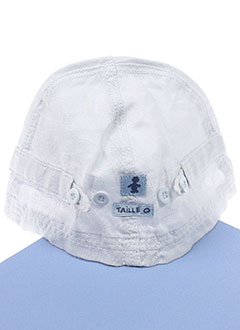Chapeau bleu ELIANE ET LENA pour garçon
