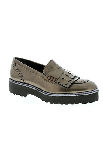 jhay chaussures femme de couleur marron