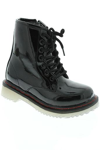 colors of california chaussures fille de couleur noir