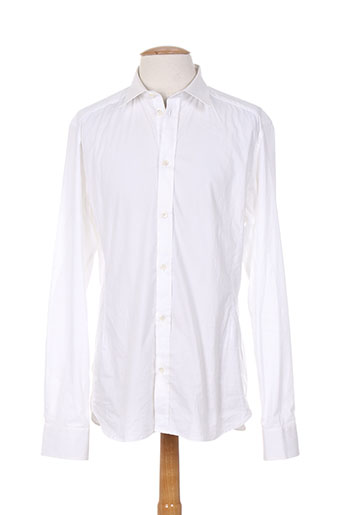 paul EFFI_CHAR_1 joe chemises homme de couleur blanc