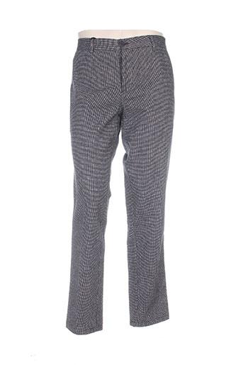 hamaki-ho pantalons homme de couleur noir